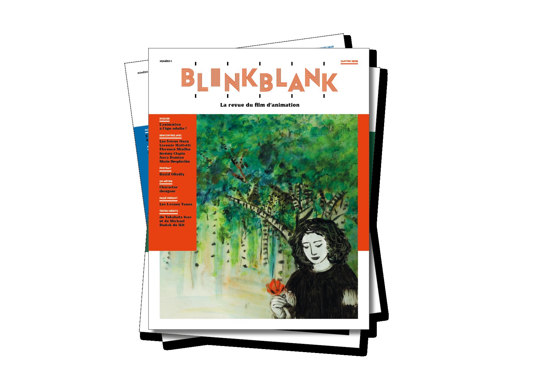 Abonnement - BlinkBlank