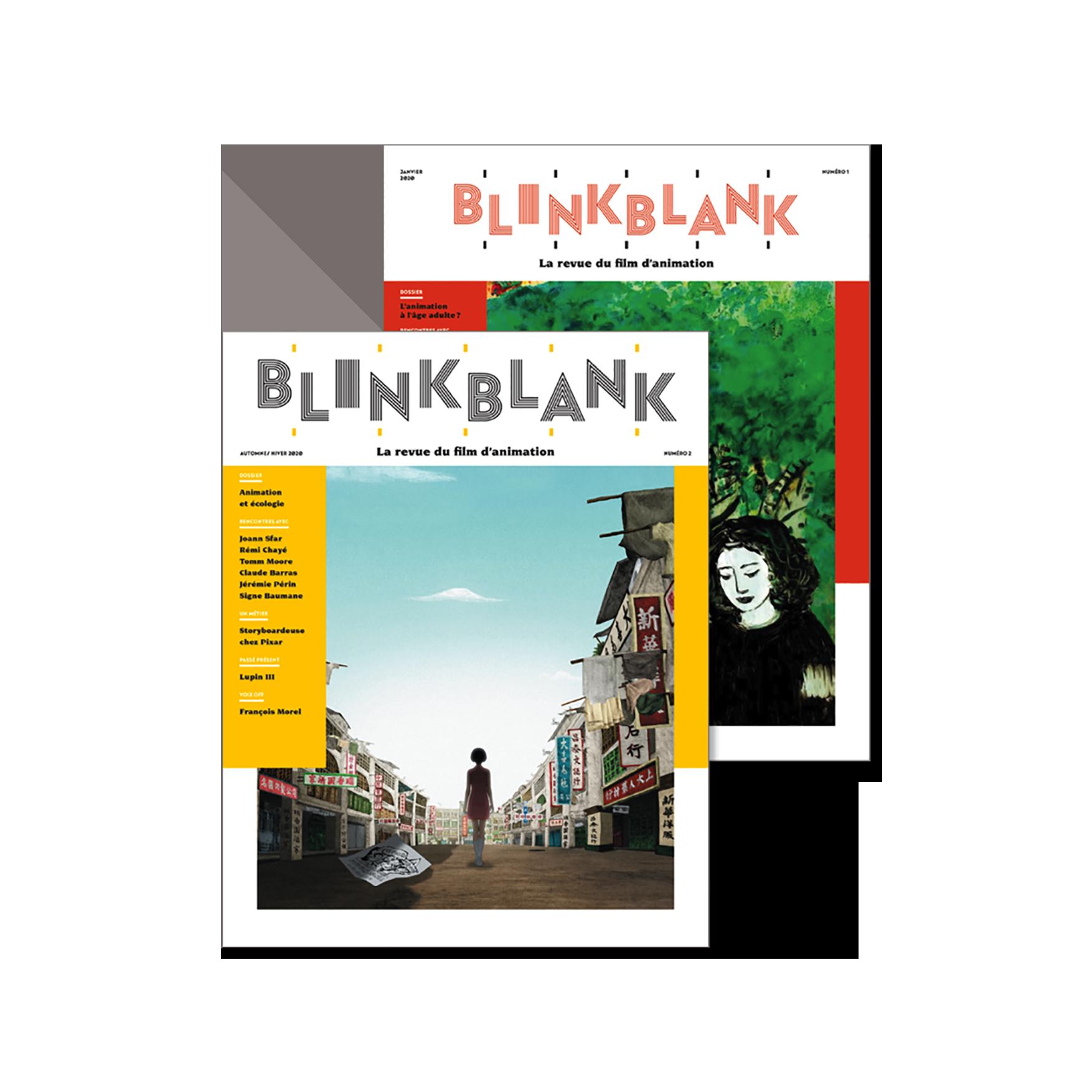 BlinkBlank - abonnement